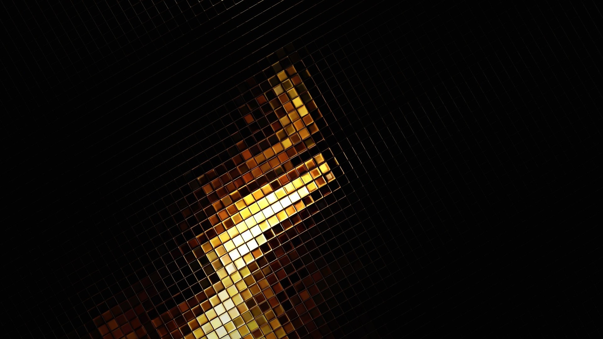 gold mirror black background download awesome #5253