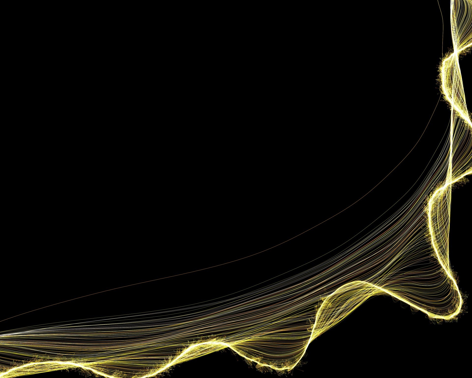 black and gold hot powerpoint background #5112