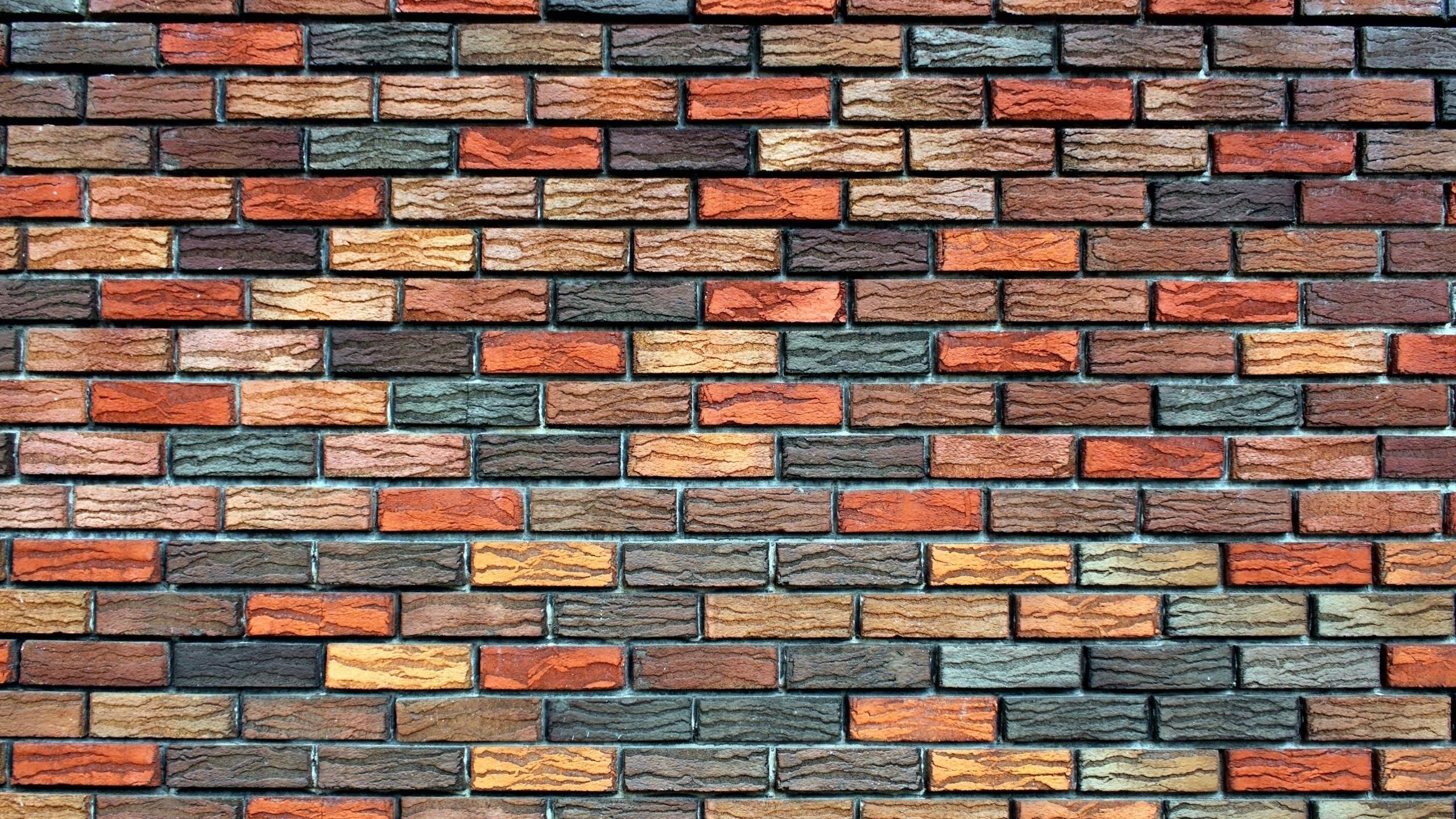 Brick Wall Background Free Powerpoint Backgrounds Slidebackground