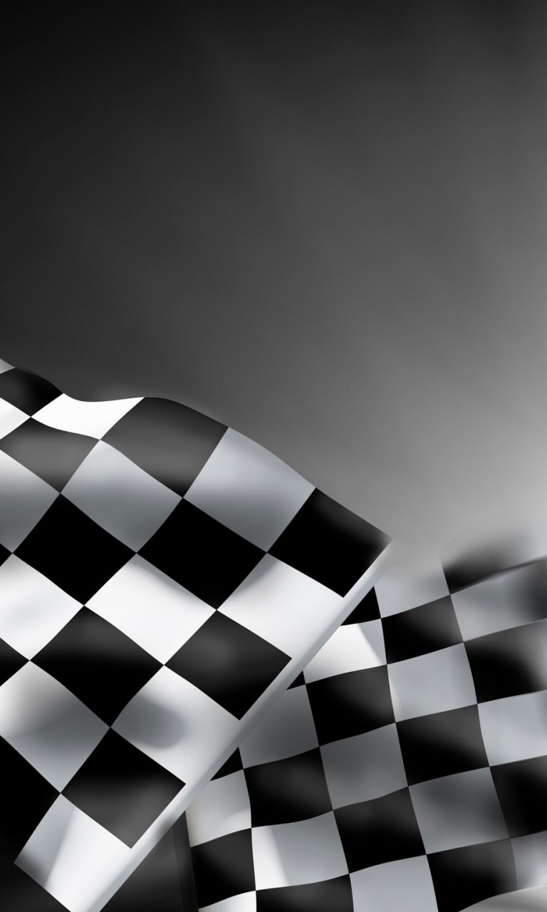 checkered flag gray background phone wallpapers #4849
