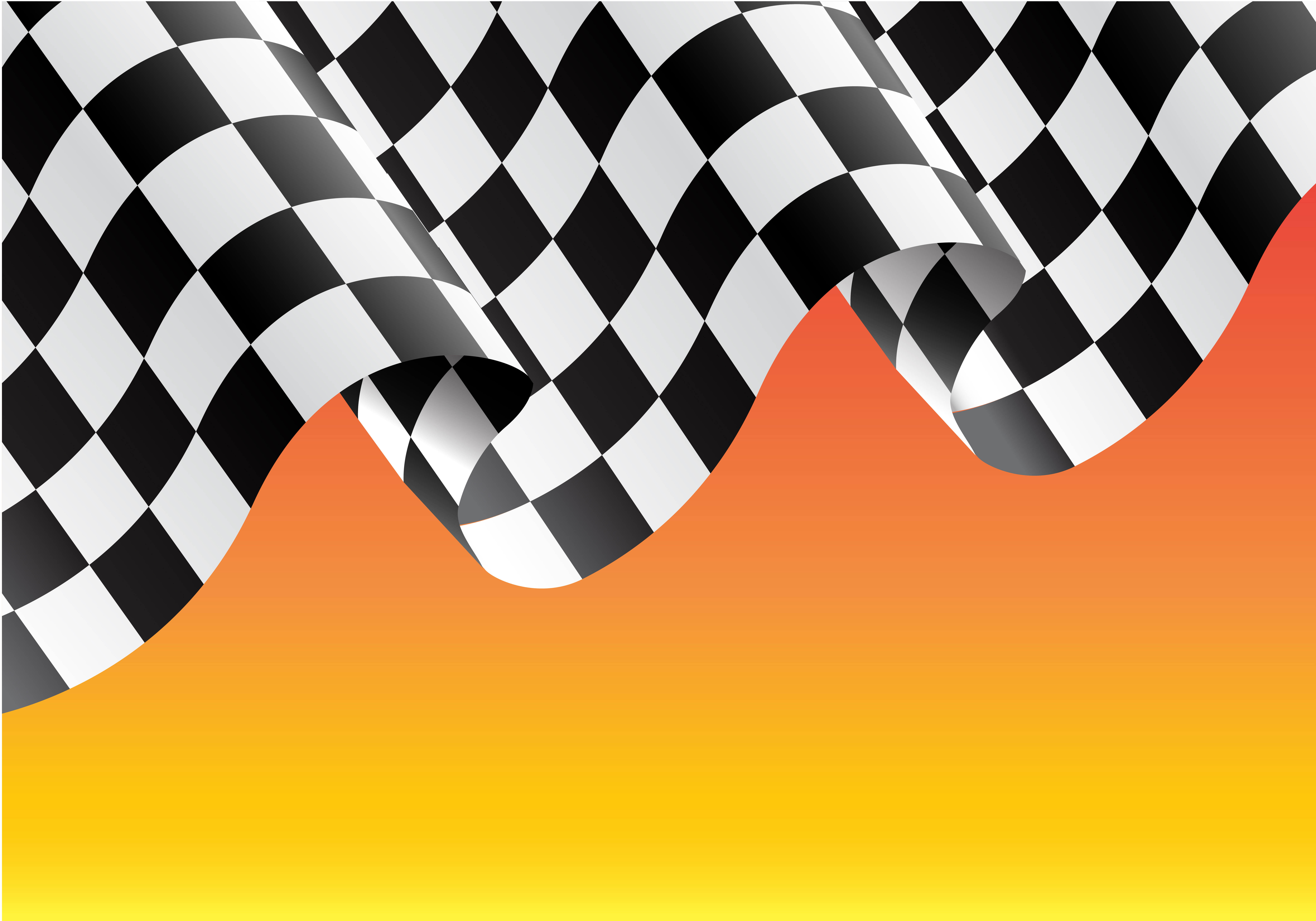wavy checkered flag images ppt background #4864