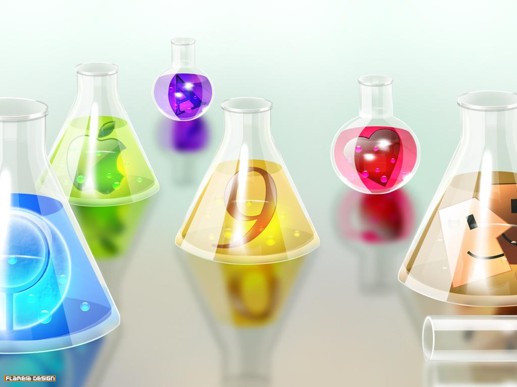 chemistry lab ppt template, laboratory backgrounds chemistry #259