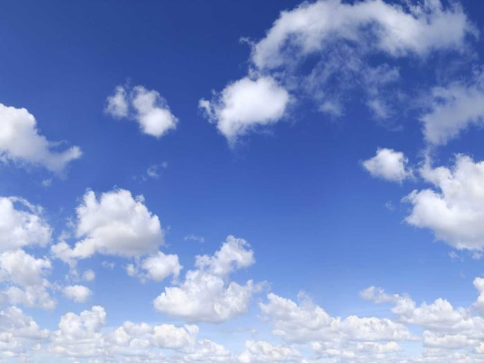 blue sky and white clouds wallpapers background free download #1998