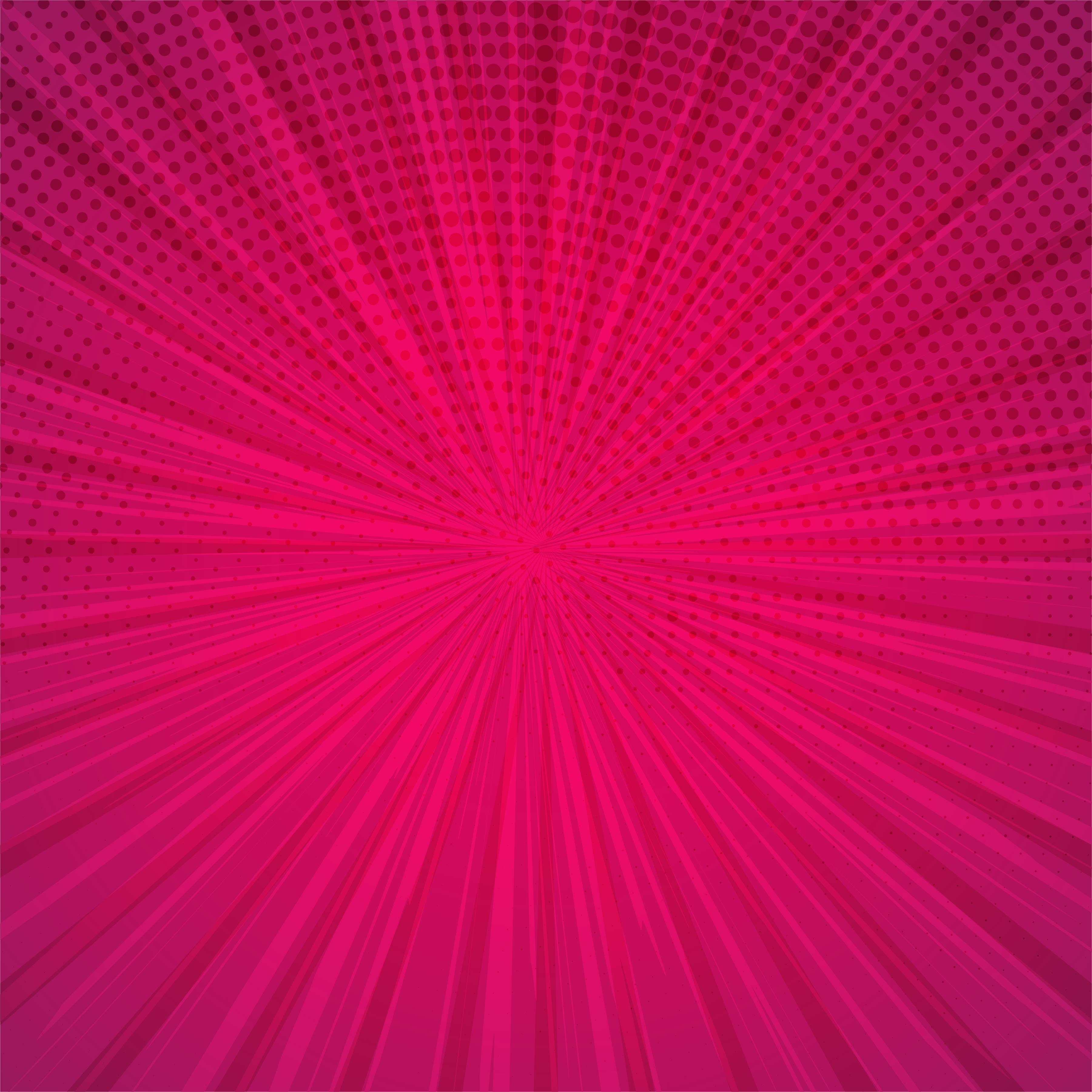 beautiful pink comic book background #1038