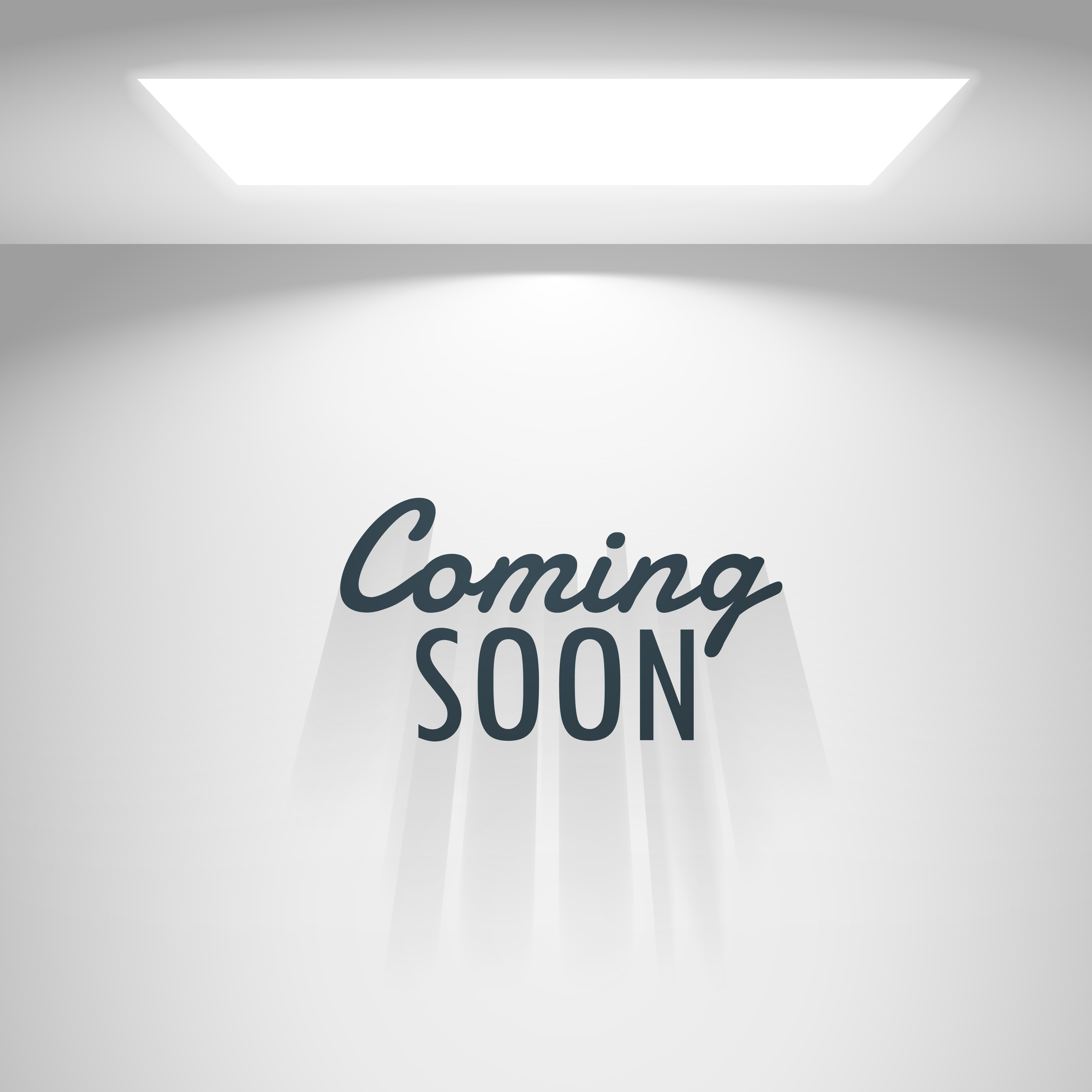 Light reflective cooming soon wallpaper #3709