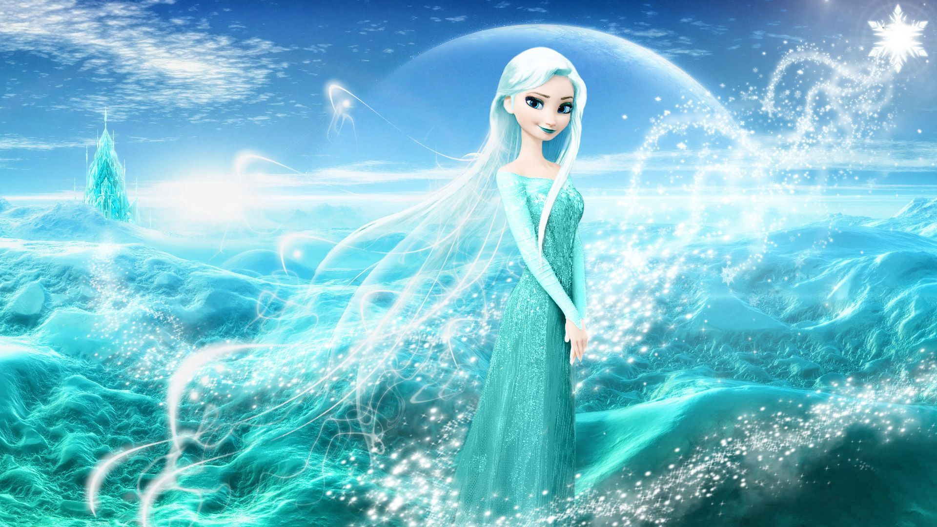 elsa frozen wallpapers #5353