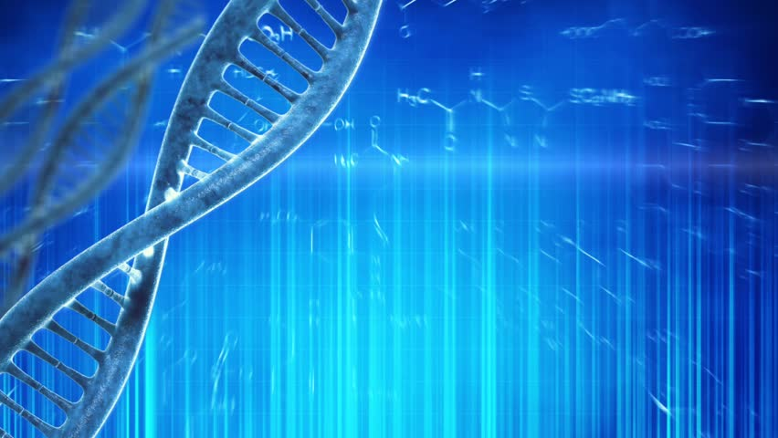 looping medical background, dna system #369