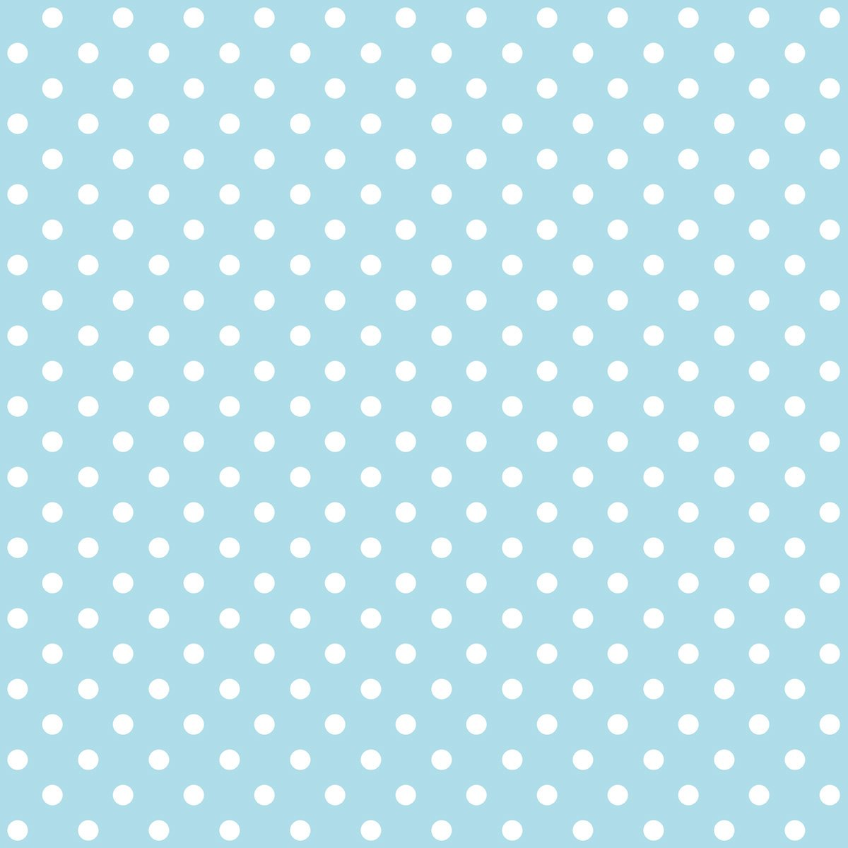 blue white patterned polka dots powerpoint background #3443