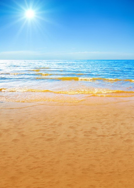 Seaside, sea wallpapers phone download, holiday #2155