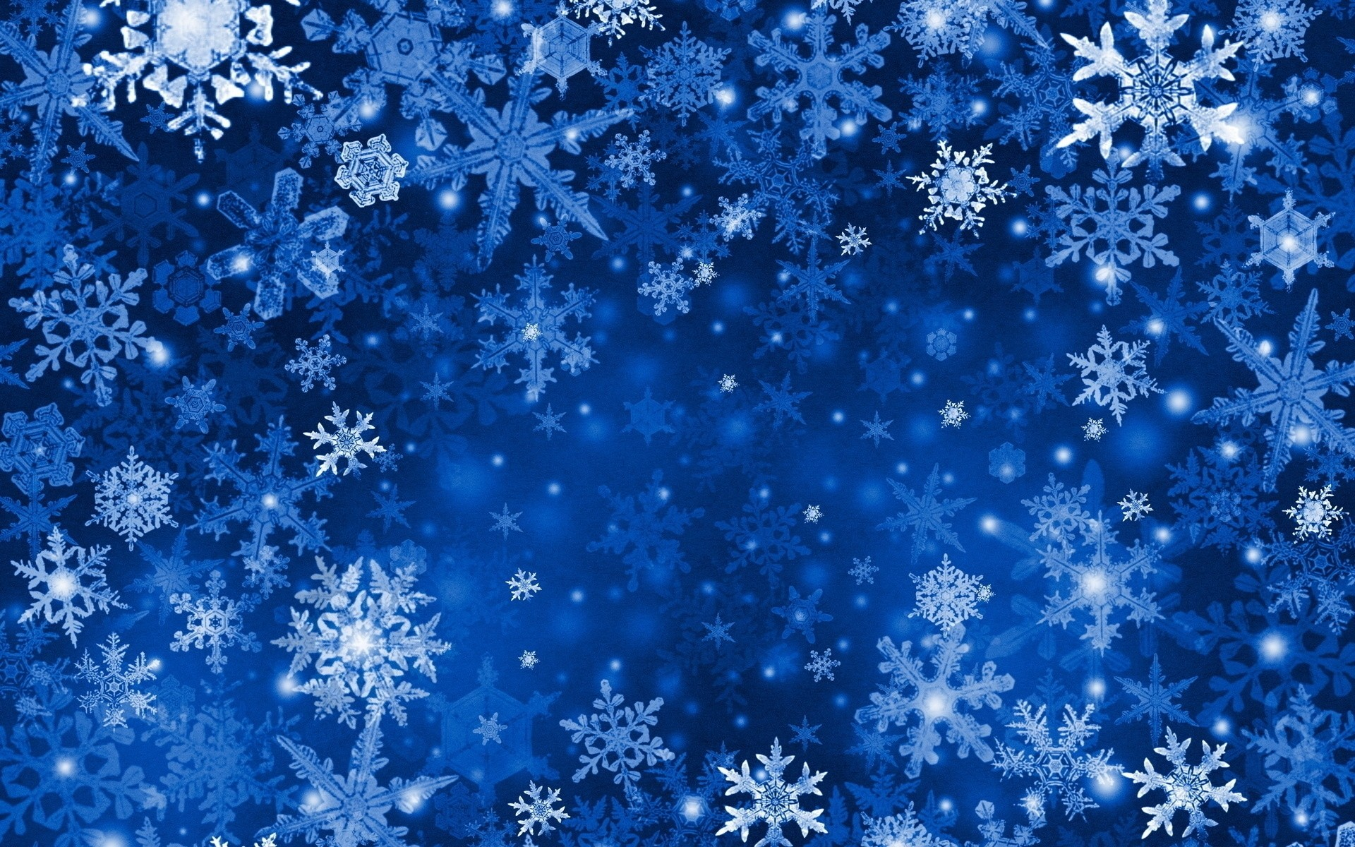 snowflake powerpoint background download #1629