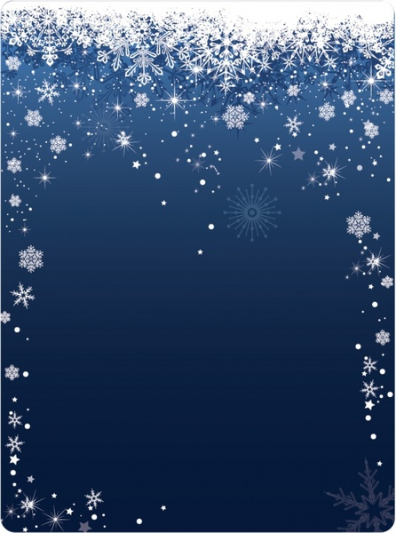 snowflake hd background #1646