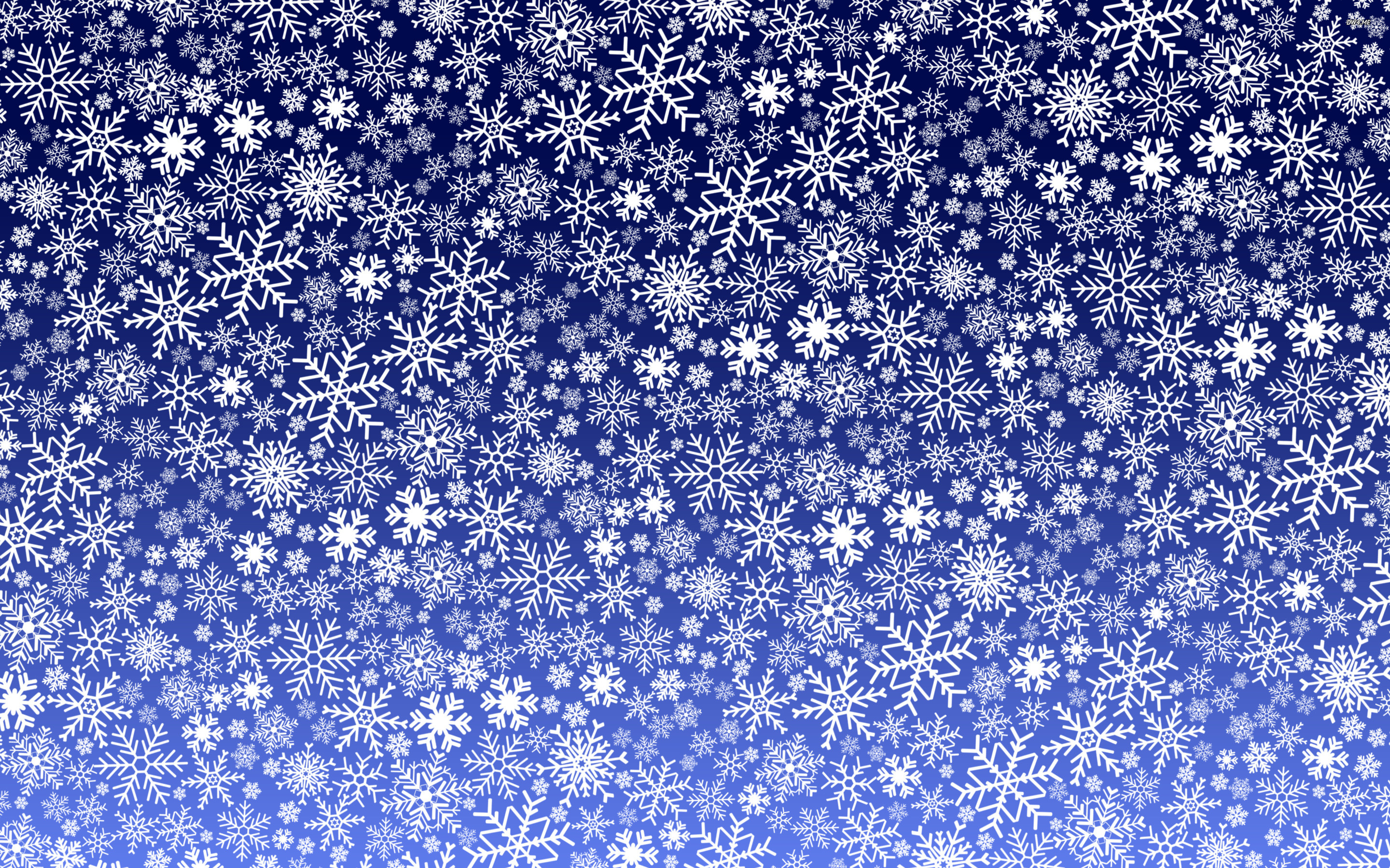 mixed snowflake hd backgrounds wallpaper #1631