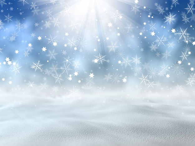 white great light snowflake background photo, winter #1657
