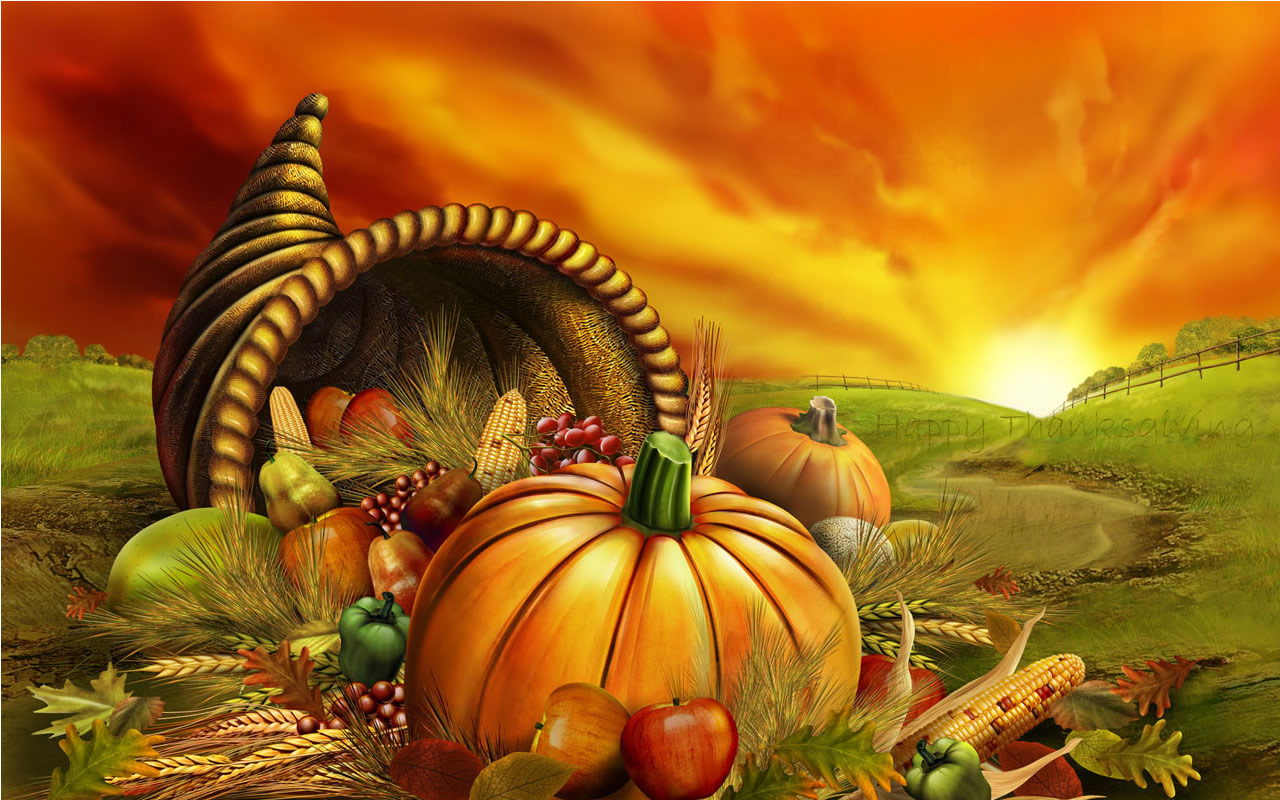 beautiful animation thanksgiving powerpoint backgrounds #1701