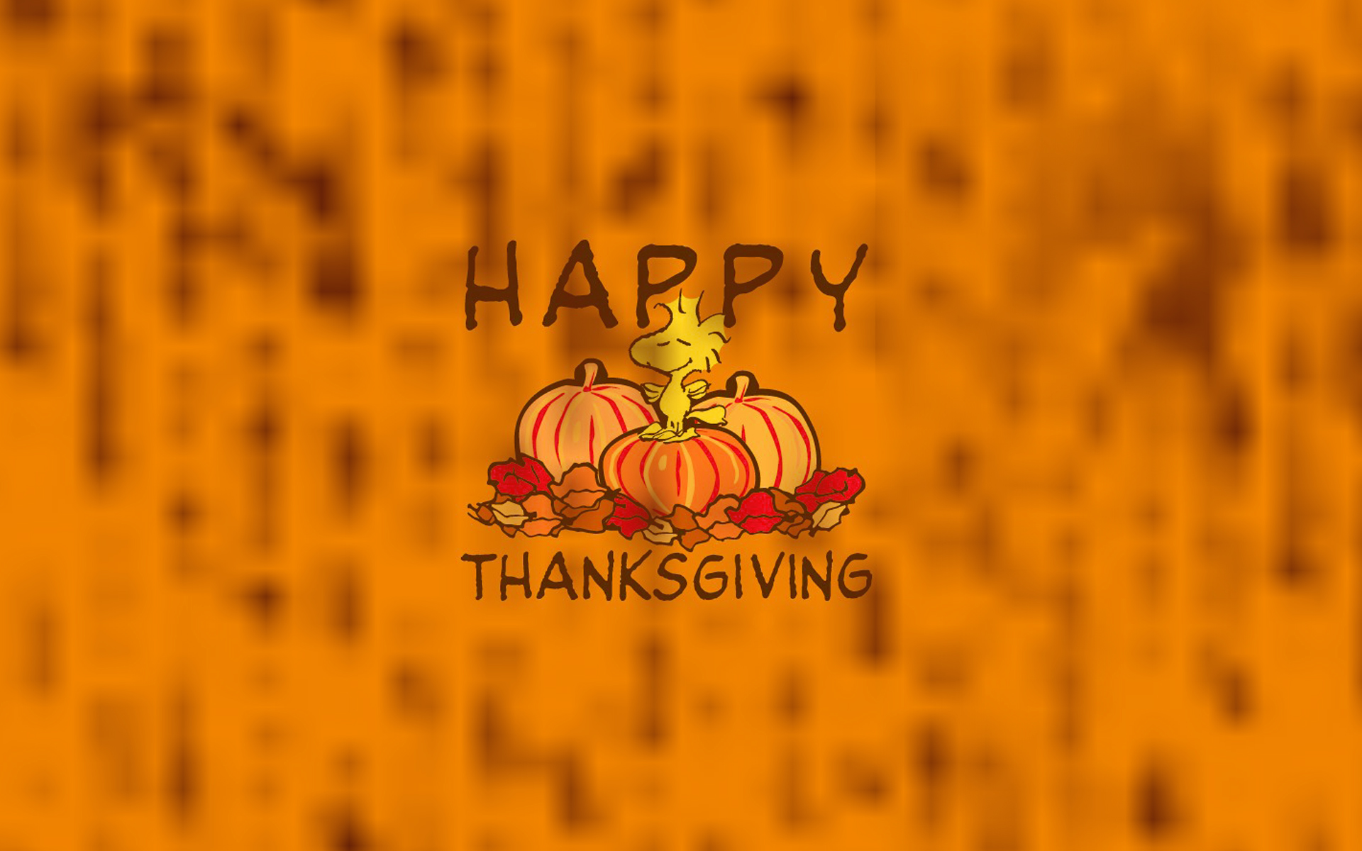 orange happy thanksgiving ppt backgrounds free #1702
