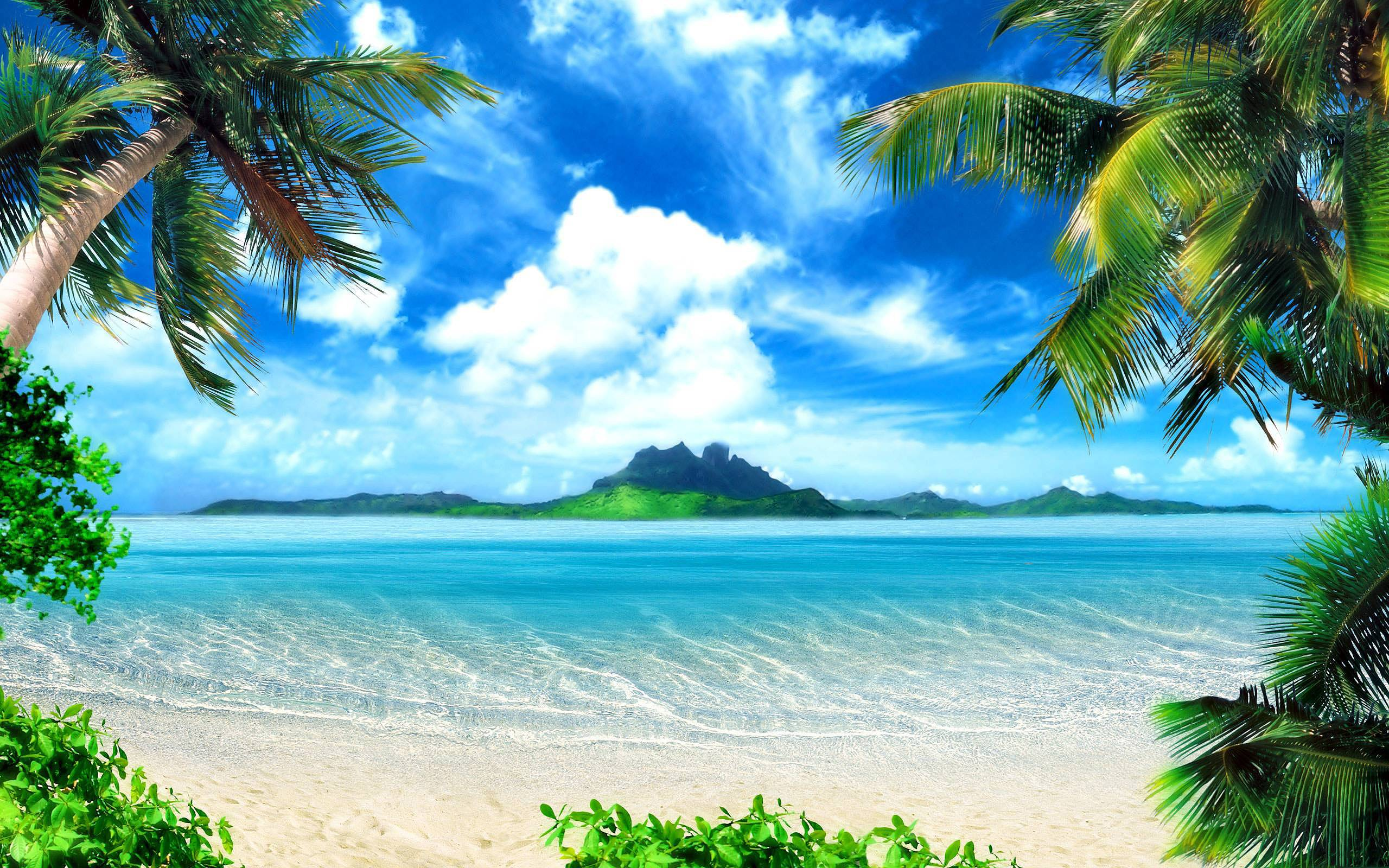 tropical beach backgrounds wallpaper cave #117