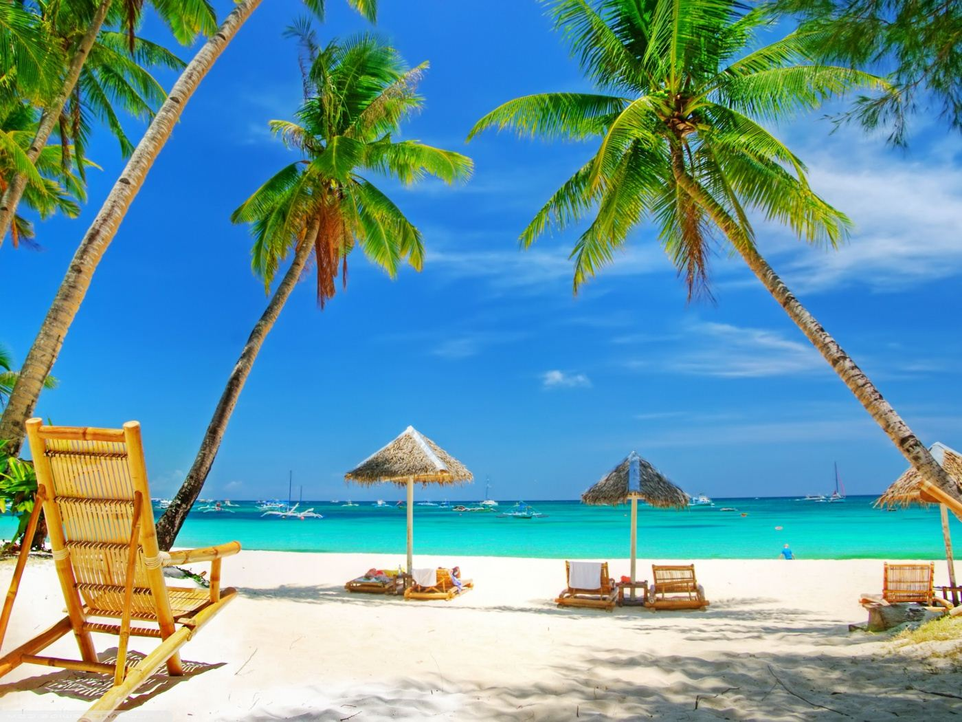 tropical paradise beach wallpapers gallery #127