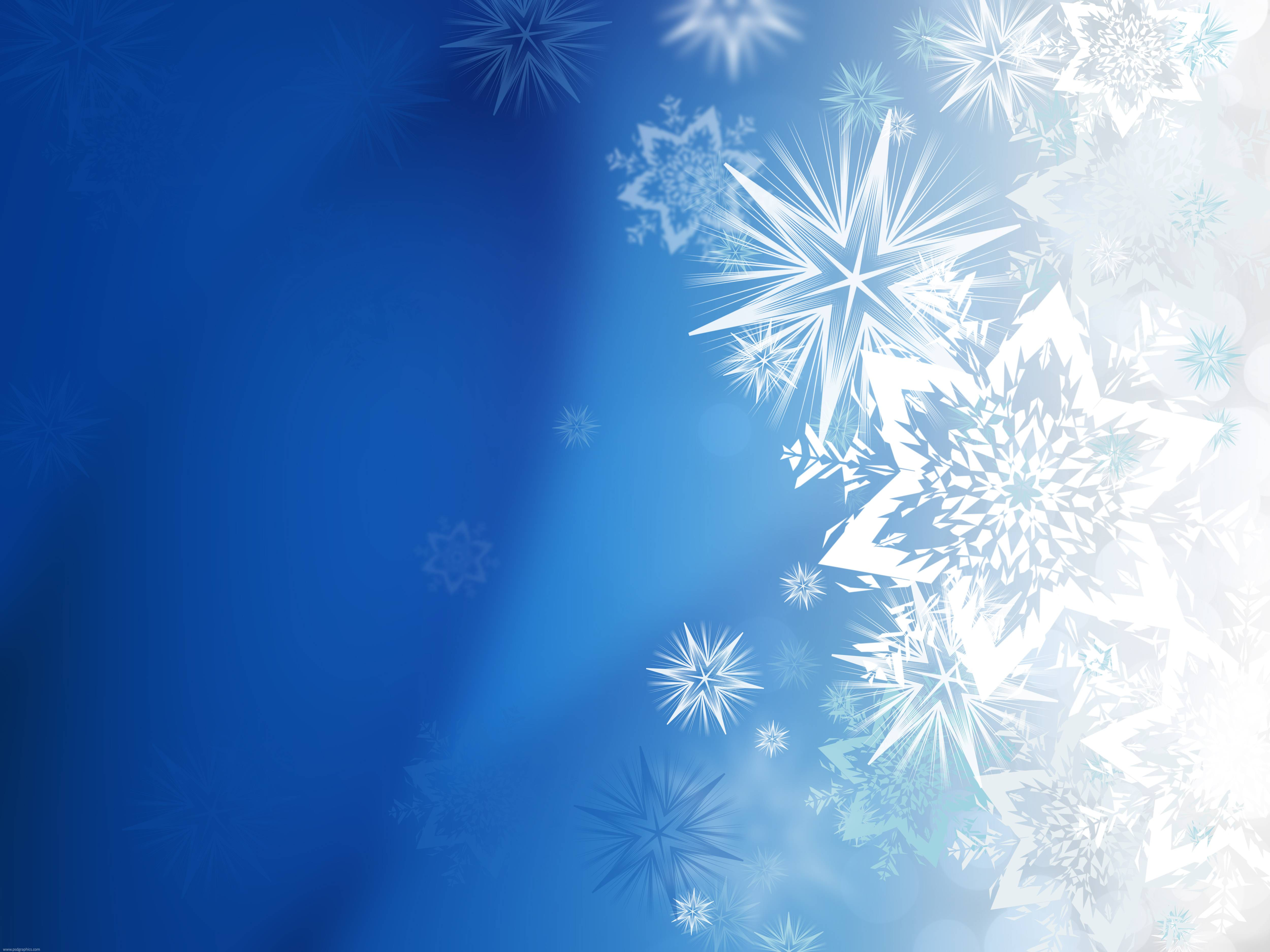 Winter Themed Powerpoint Template from www.slidebackground.com